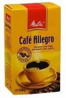 Кофе молотый Melitta Cafe Allegro 250 гр. (кофе мелитта аллегро )