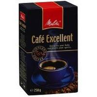 Кофе молотый Melitta Excellent 250 гр. (кофе мелитта екселлент)