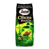 Кофе молотый Segafredo Le Origini Brasile 250г мягкий и нежный кофе 100% Арабика.