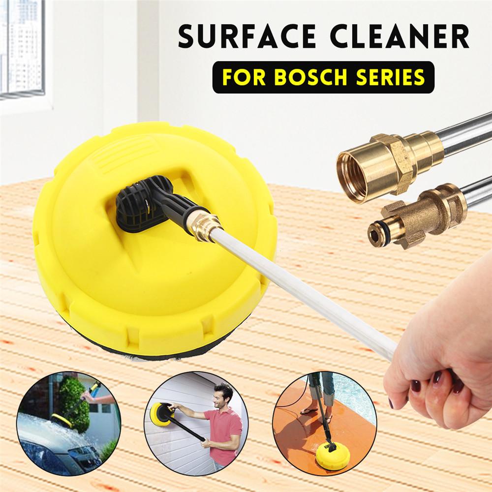 Поворотное поверхностное моечное устройство для очистки поверхности палубы Уборщик пола Машина для очистки поверхности Щетка для пола дл - 1TopShop