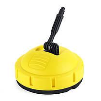 Поворотное поверхностное моечное устройство для очистки поверхности палубы Уборщик пола Машина для чистки поверхностей Щетка для пола дл - 1TopShop, фото 3