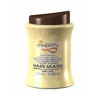 Маска для волос Infinity Цветочный йогурт 1200мл. Окрашенные / хим. обработанные, Сухие