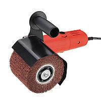 Угловая шлифовальная машина Drillpro Полировальная полировальная машинка Навесное оборудование Металл Сталь Древесина Шлифовальный станок - 1TopShop