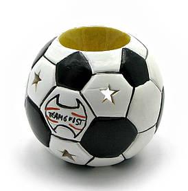 "Аромалампа ""Футбольный мяч"" (9х10х10 см)(K51)"