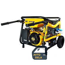 Газовый генератор RATO R6000DW-VL