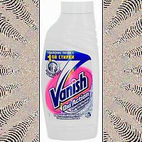 Пятновыводитель Vanish Oxi Action жидкий для белого1 л. Ваниш