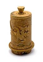 Футляр для зубочисток из корицы (10х5,5х5,5 см)(Вьетнам)