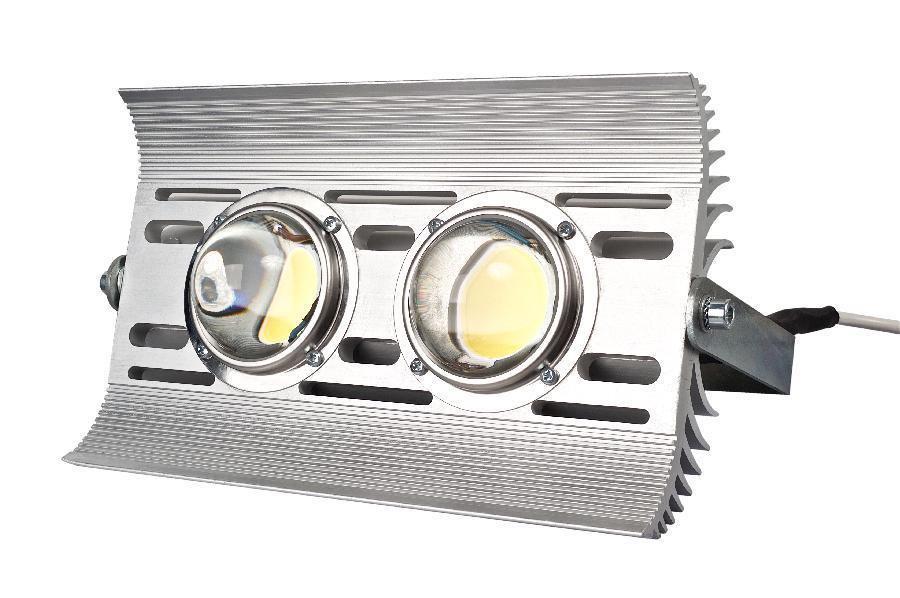 Светильник светодиодный универсальный ЕВРОСВЕТ MASTER PRO 200Вт 28000Лм IP65