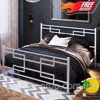 Металлическая кровать Фавор