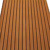 240см х 45см х 6мм Коричневый лист из тикового пенопласта EVA Лодка Яхта из синтетического тикового дерева с клеем - 1TopShop, фото 2