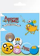 GB eye Badge Pack: Adventure Time (BP0456)