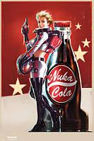 Плакат GB eye Fallout 4 Poster - Nuka Cola (FP4125)