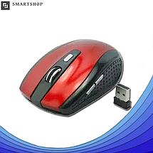 Беспроводная мышка G-109 - компьютерная мышь оптическая Красная, фото 2