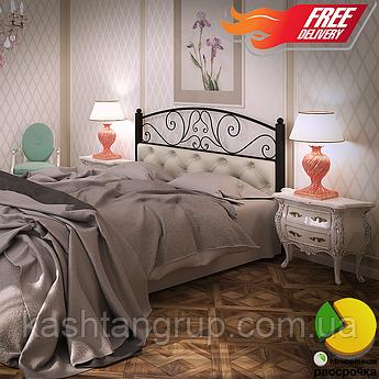 Металлическая кровать Астра