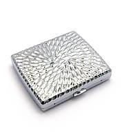 Портсигар металл (9,5х8х2 см)(C611d)