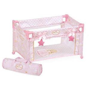 """Манеж-кроватка для куклы DeCuevas """"Мария"""" 50 см (50028)"""