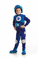 Детский карнавальный костюм Фиксики Нолик на рост 100-110, 115-125, 130-140 см