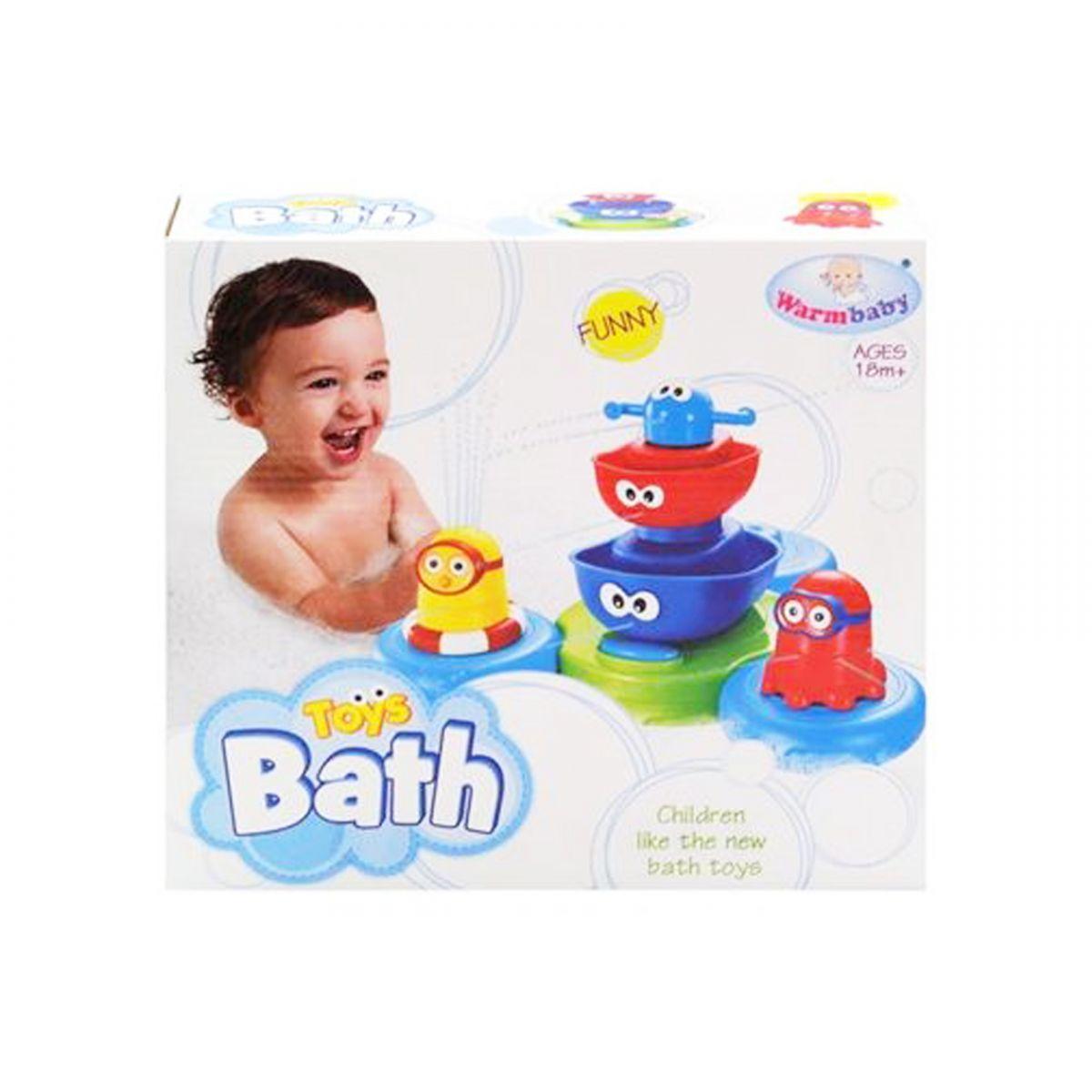 """Игрушка для ванной """"Фонтан"""" CS007"""