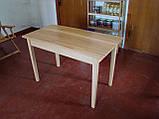 Деревянный стол из массива БУКА, фото 2