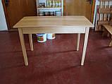 Деревянный стол из массива БУКА, фото 3