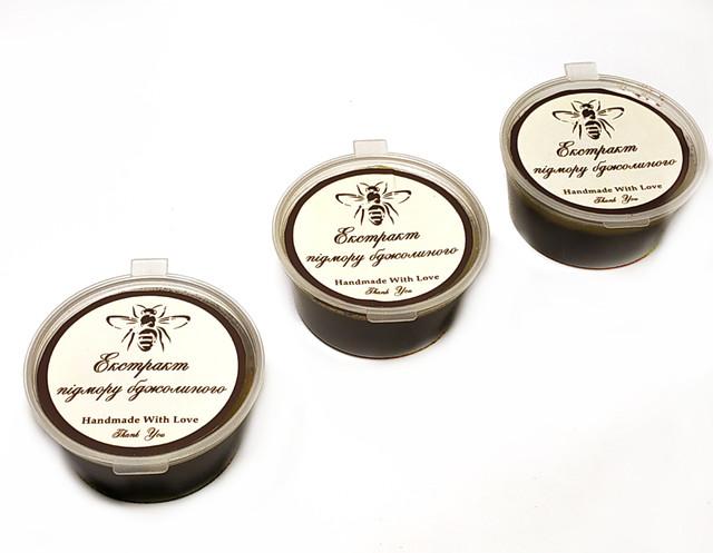 Екстракт підмору бджолиного на рослинній олії від виробника апимаг апімаг apimag