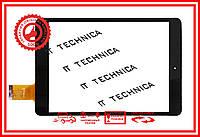 Тачскрин 197x132mm HH070FPC-039A-DST Черный