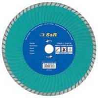S&R 242345125 алмазный диск по граниту S&R CONQUER 125 мм