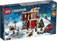 LEGO Creator Новогодняя Пожарная Станция (10263)