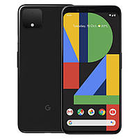 Google Pixel 4 128GB Just Black (G020M) (9924) Dual SIM