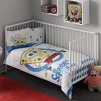 TAC Постельное белье для новорожденных Sponge Bob baby
