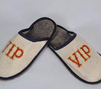Тапочки банные VIP