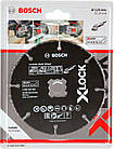 Круг отрезной Bosch X-Lock Carbide Multi Wheel, 125х1х22,23 мм (2608619284), фото 6