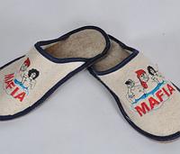 Тапочки банные MAFIA