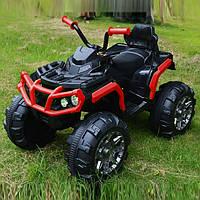 Детский квадроцикл электрический T-737 RED с MP3