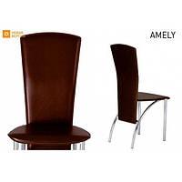 Стул для кафе AMELY (Амели) - хром, фото 1