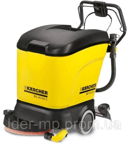 Поломойная машина Karcher BD 40/25 C ECO Bp Pack (демо)