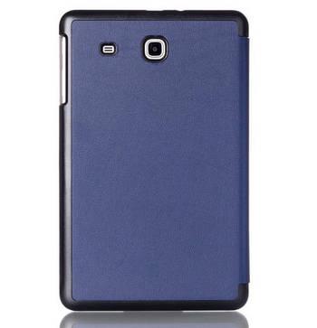 """Чехол для планшета Samsung Galaxy Tab E 9.6"""" T560 / T561 Slim  - Dark Blue"""