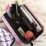 Стильний лавандовий кейс-сумка на кожен день Код 10-7479, фото 6
