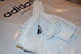 Носки ADIDAS CREW SOCKS E17410, 3 пары, размер 35-38, фото 3