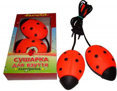 Сушилка для обуви электрическая - СОЛНЫШКО