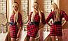 Платье  Marani красный
