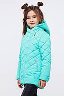 Куртка Мия  мята для девочки Nui Very