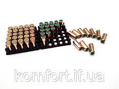 Патрон Zuber 9мм пистолетный холостой