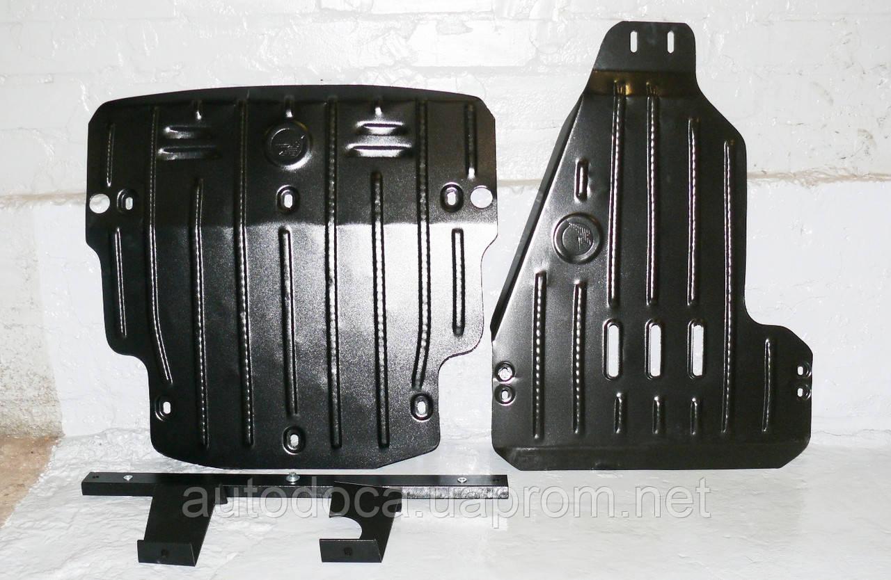 Защита картера двигателя, кпп Mercedes-Benz E-Class (W124)  1984-