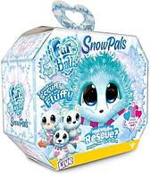 Пушистик потеряшка «Снежные друзья» игрушка сюрприз Scruff A Luvs Snow Pals Код 12-2079