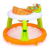 Ходунки Hola Toys с пианино и зверушками (2103), фото 1