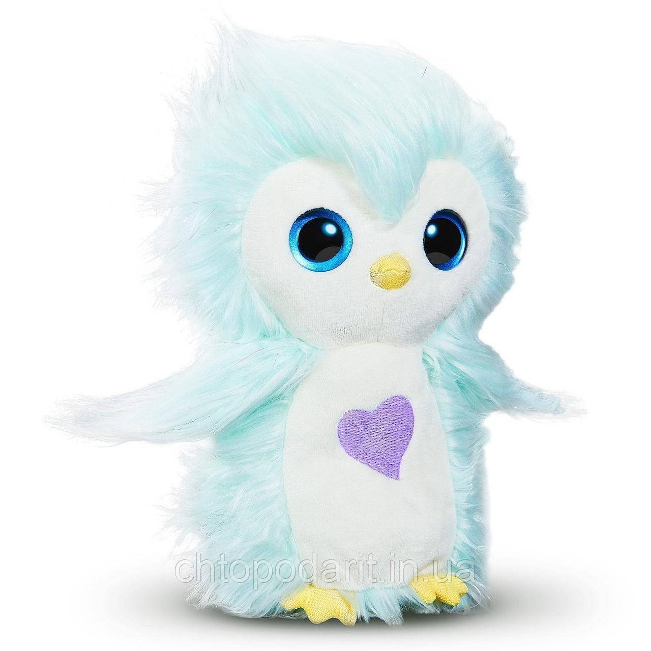 Пушистик потеряшка «Снежные друзья» игрушка сюрприз Scruff A Luvs Snow Pals Код 12-2189