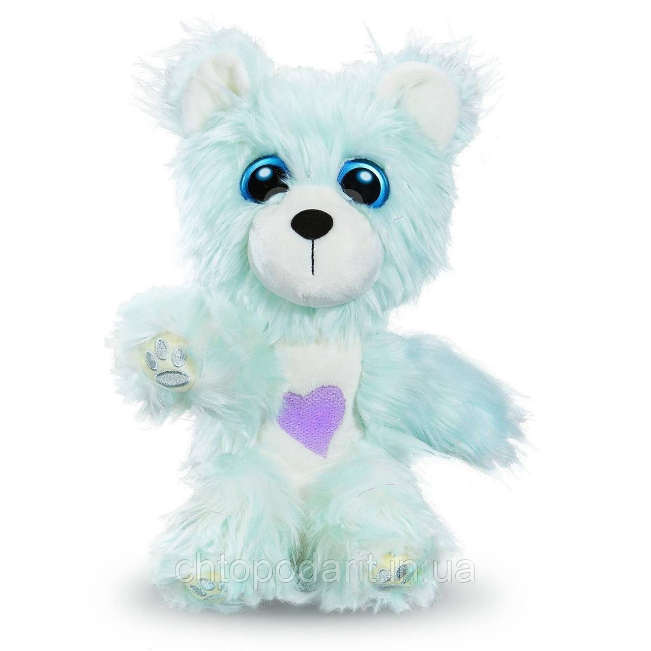 Пушистик потеряшка «Снежные друзья» игрушка сюрприз Scruff A Luvs Snow Pals Код 12-2190