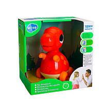 Музыкальная игрушка Hola Toys Тираннозавр (6110A)