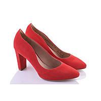 Туфли Rylko 9168 красный 37.5 размер